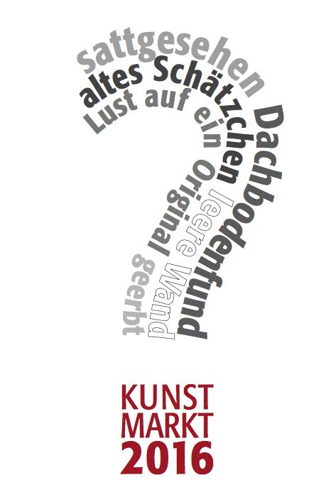 2016 Kunstmarkt Logo