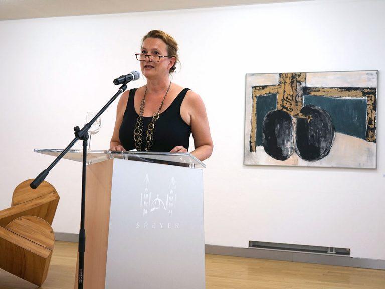 Bettina Bachem,  Vorstandsvorsitzende der APK