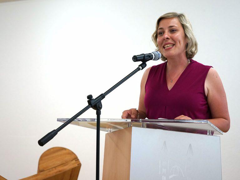 Stefanie Seiler, Oberbürgermeisterin